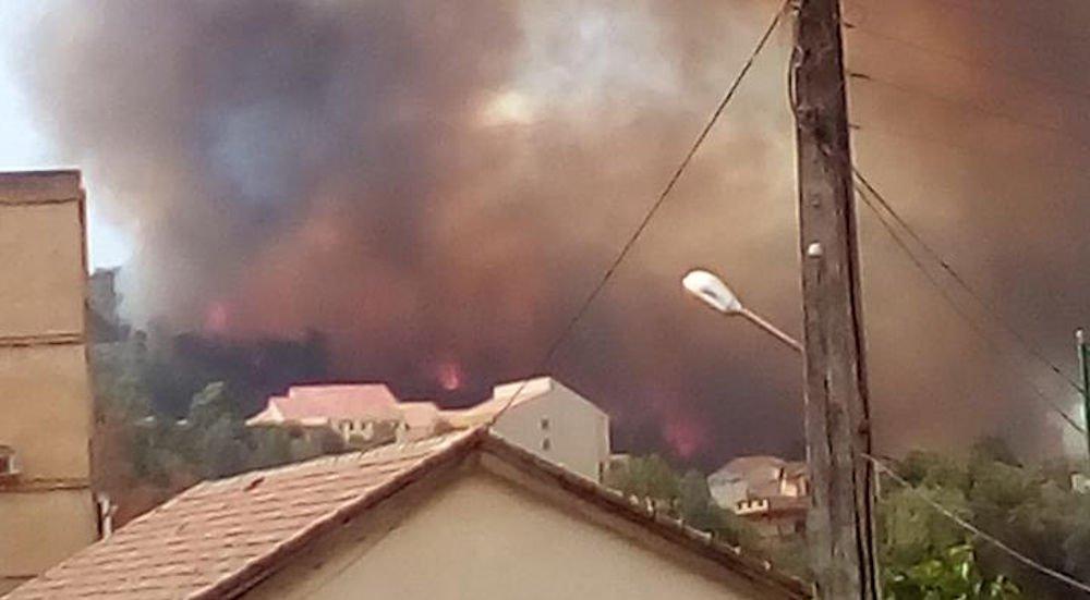 Une deuxième victime des incendies à At Yahya Musa