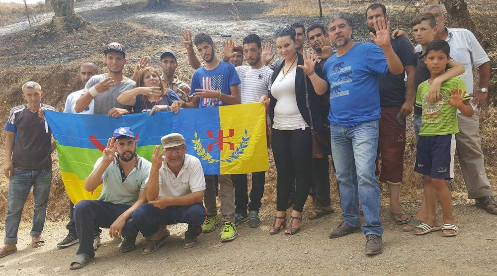 La Coordination Ouest du MAK-Anavad entame le recensement des dégâts à Ait Yahia Moussa