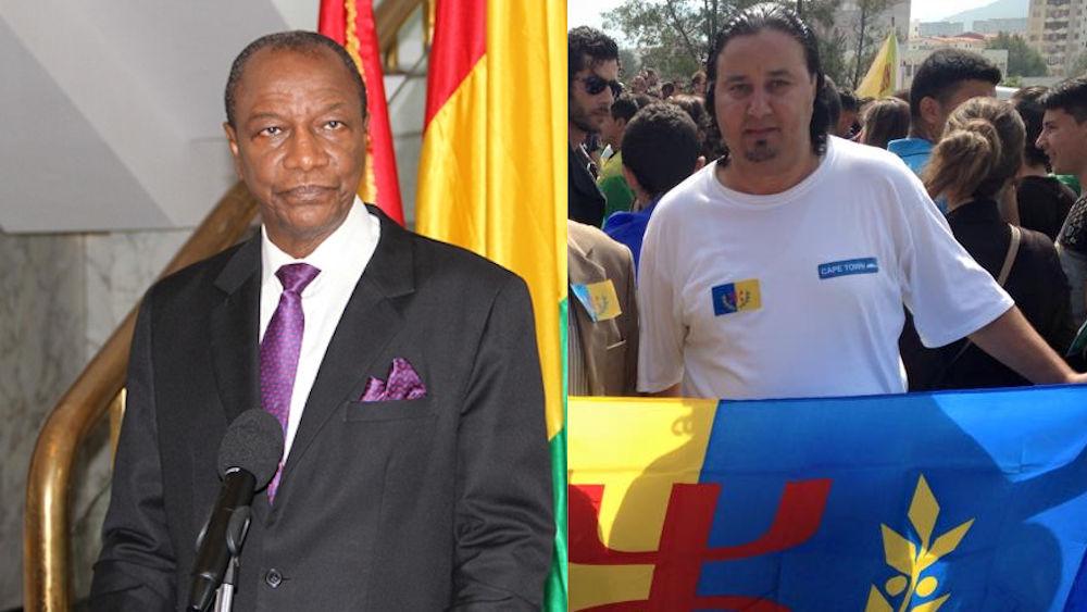 Incendies : L'ambassadeur de la Kabylie en Afrique du Sud écrit au Président de l'Union Africaine