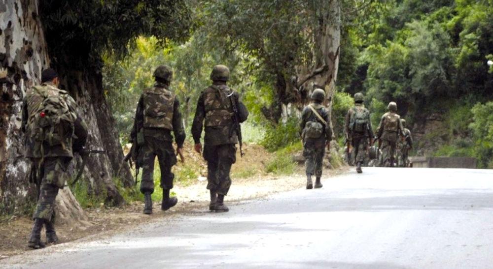 A Ait Yahia Moussa, l'armée algérienne a déjà provoqué des incendies en 2008 et 2012