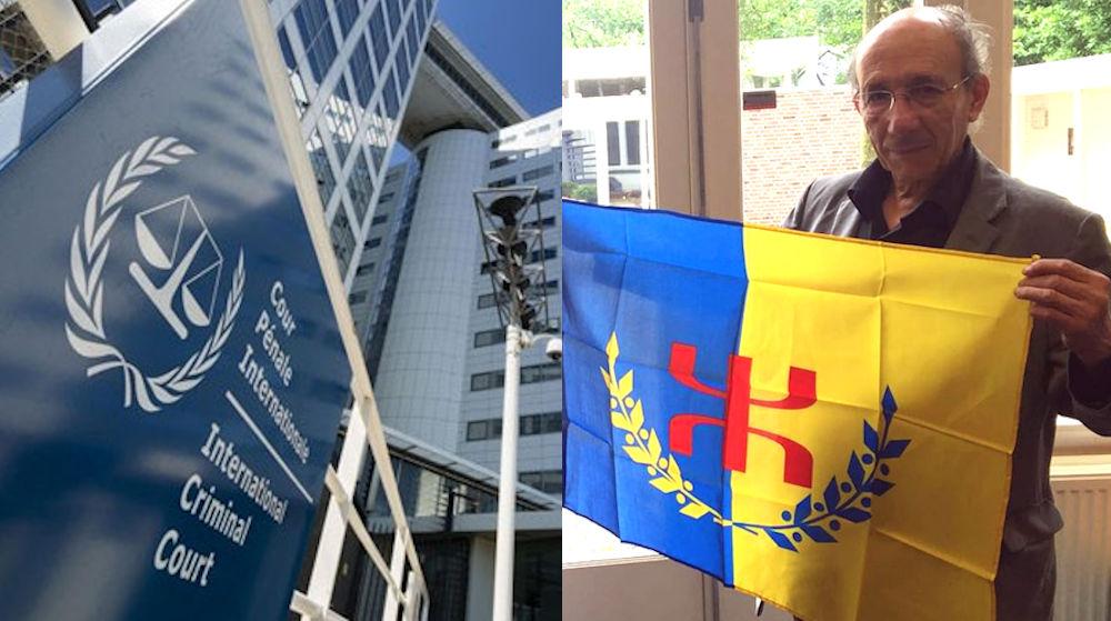 Terre brûlée en Kabylie : La Cour Pénale Internationale informée