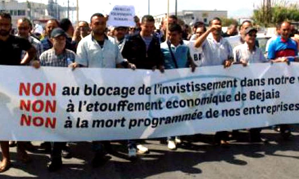 Sabotage économique : Le régime algérien punit les kabyles jaloux de leur liberté