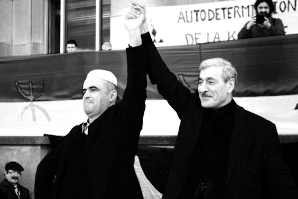 Kameldine Fekhar est décédé en détention, la Kabylie, le MAK et l'Anavad s'inclinent dignement devant sa mémoire