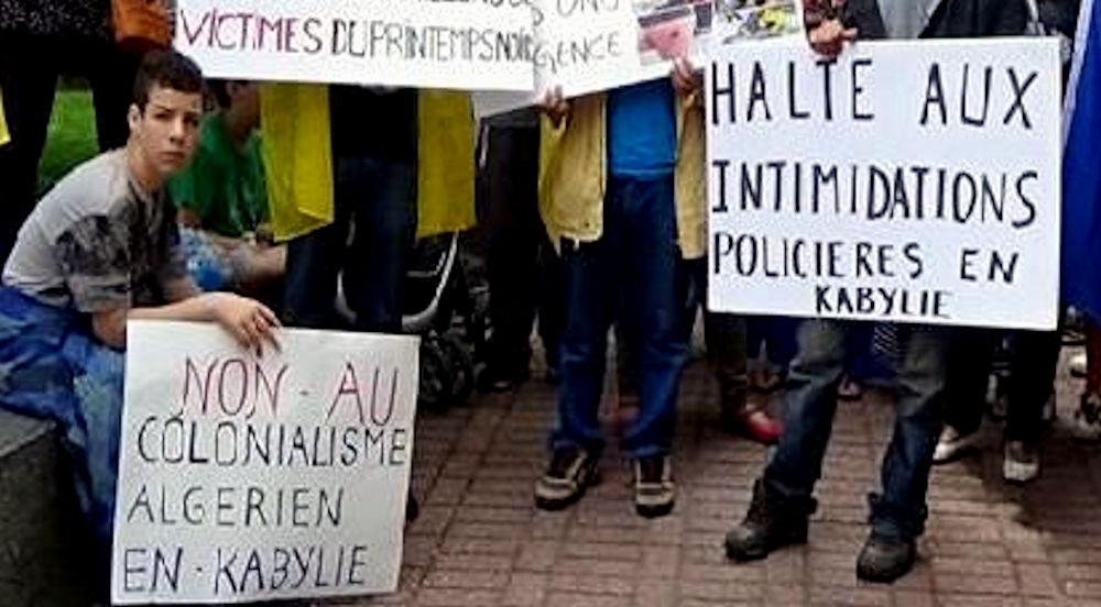 58 wilayas pour l'Algérie et aucun statut intermédiaire pour la future Kabylie Indépendante