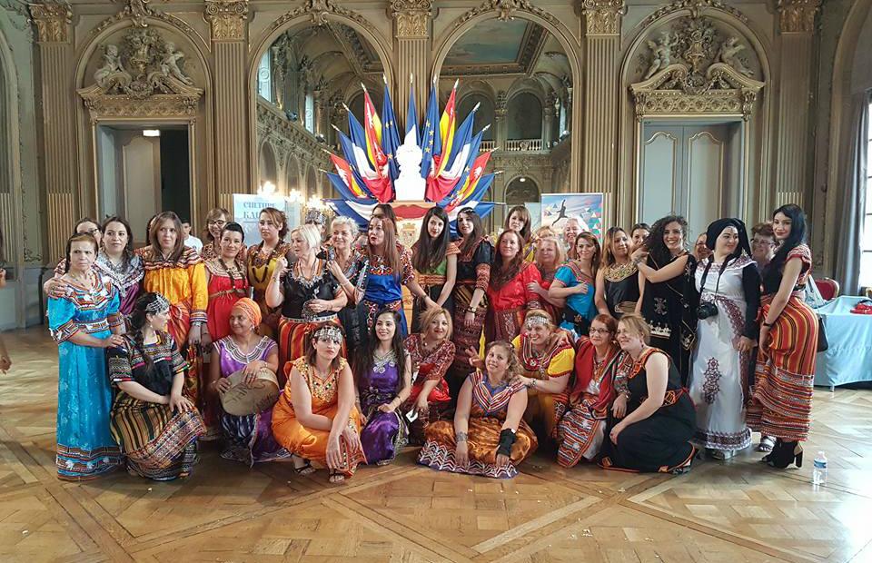 IVème Journée de la robe kabyle à Nancy