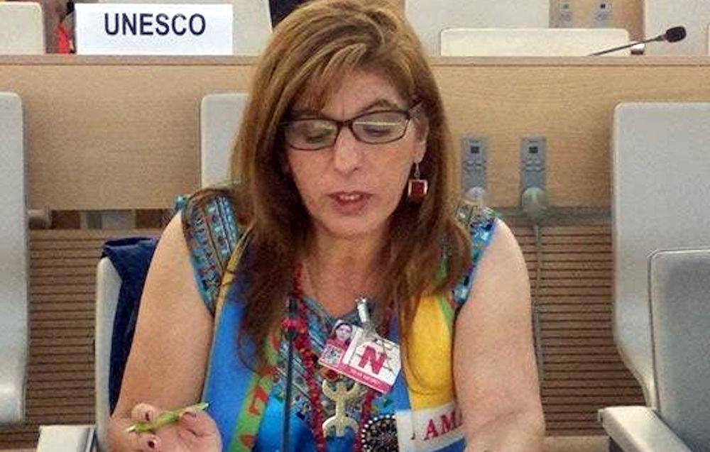 Allocution de la Présidente du CMA à la Xe session du Mécanisme d'Experts de l'ONU sur les peuples autochtones
