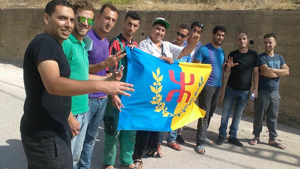 Naissance de la Coordination MAK-Anavad d'Ivervacen (Barbacha) et de la section de Souk El Hed (Sétif)