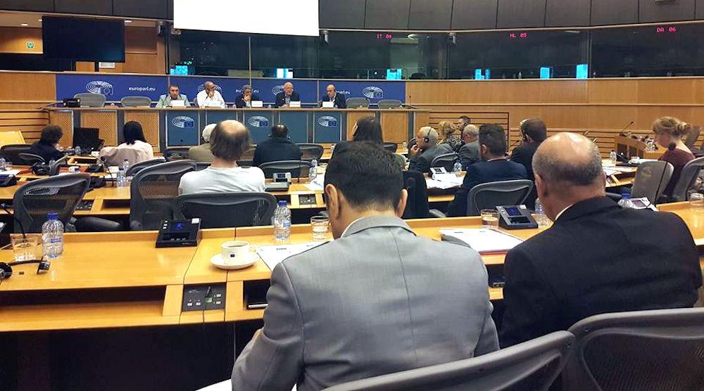 Parlement européen : Débat sur la censure des kurdes en Turquie en présence de l'ambassadeur de la Kabylie au Benelux