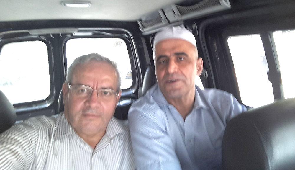 Libération du Dr Kamaleddine Fekhar et son codétenu Kacem Soufghalem (communiqué d'Izmulen)