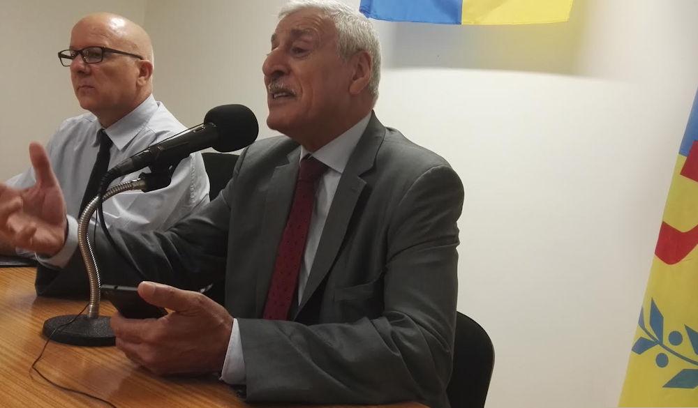 Le Président de l'Anavad : «le cap est bien gardé, même quand il y a des turbulences, et rien ne nous fera fléchir»