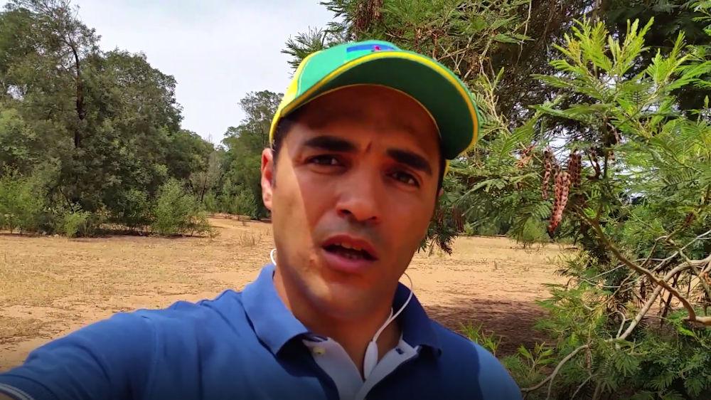 Arrestation du militant Salah Abbouna par la police espagnole suite à un mandat d'arrêt international de l'Algérie