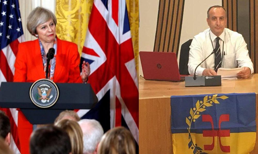 Incendies criminels : L'ambassadeur kabyle au Royaume-Uni écrit à la Première ministre britannique