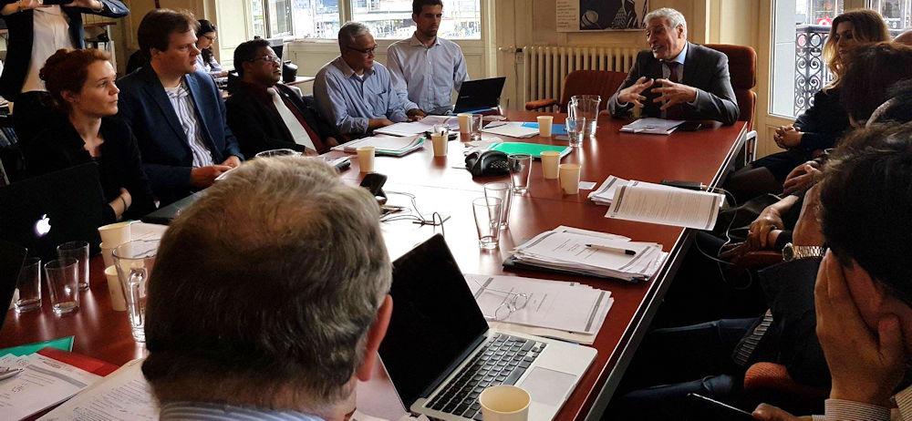 Retour sur la réunion décisive qui a permis l'adhésion de la Kabylie à l'UNPO (vidéo)