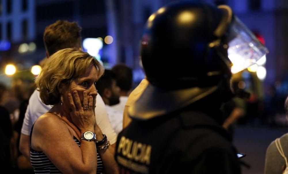 Attentat de Barcelone : l'Anavad soutient le peuple catalan