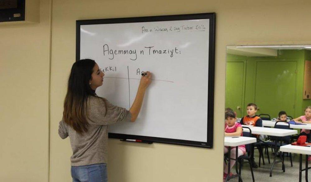 Québec : ouverture des inscriptions pour les cours de la langue Kabyle à l'école Kabyle Azar (communiqué)