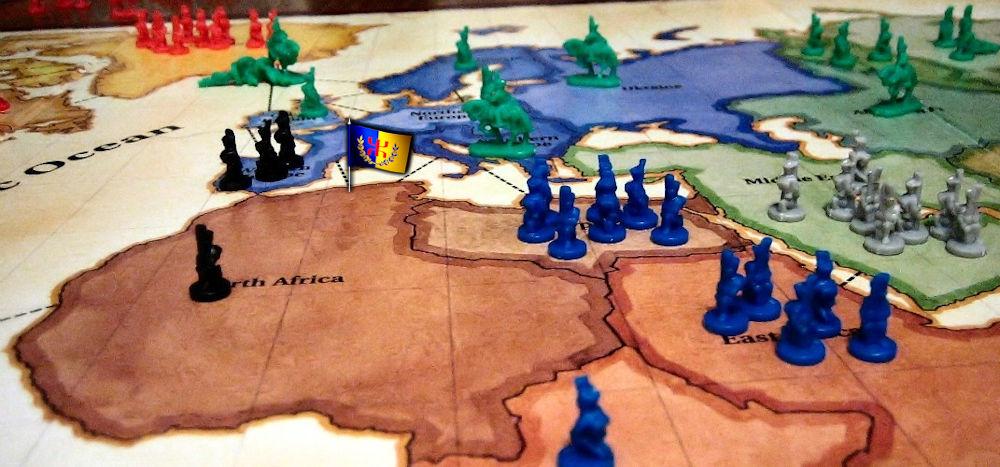 La géopolitique mondiale en mutation : quelle place pour la Kabylie?