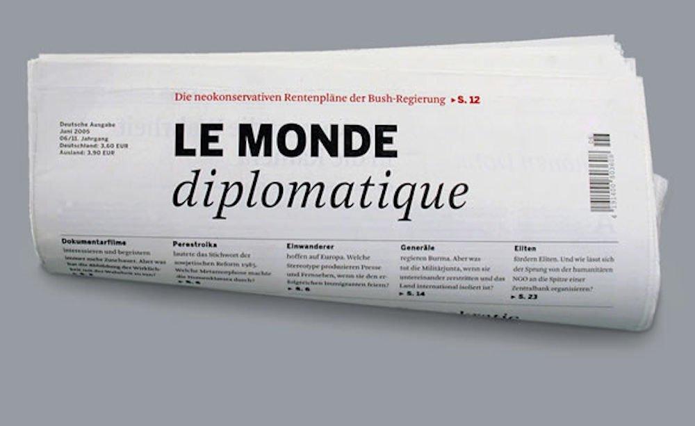 Le monde diplomatique censuré en Algérie à cause d'un article sur l'hyperreligiosité de la société algérienne