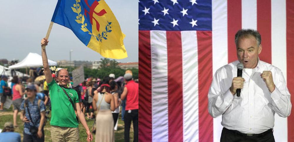 L'ambassadeur de la Kabylie aux USA écrit à Tim Kaine au sujet des incendies et de la cause kabyle