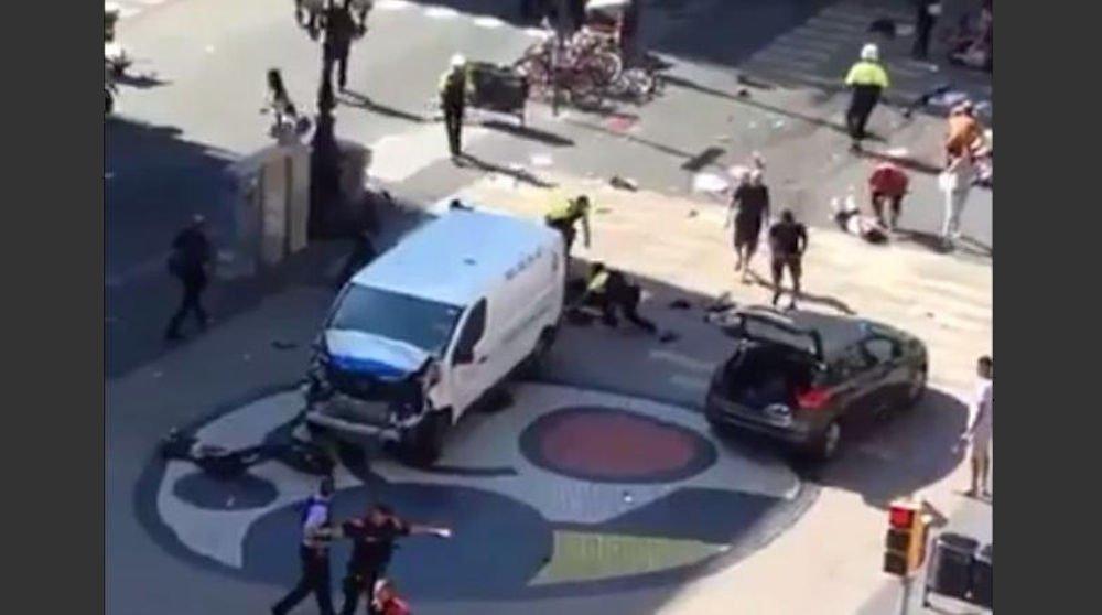 Barcelone, la capitale catalane, victime d'un attentat terroriste (actualisé)