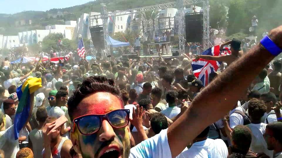 Annulation du Festival of colors de Vgayet ou comment empêcher la Kabylie de s'ouvrir au monde