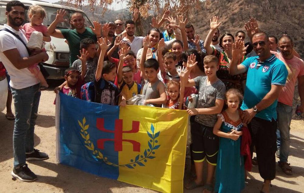 Incendies à At Yahya Musa : Six familles sinistrées ont bénéficié d'une deuxième tranche des dons récoltés
