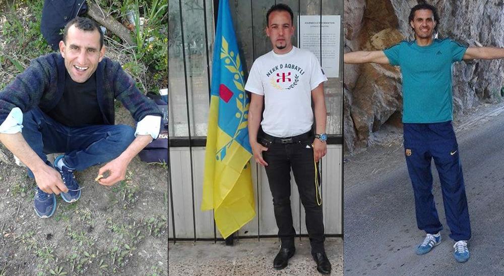 Drapeau kabyle à la fête de la figue de barbarie : trois citoyens convoqués par la gendarmerie algérienne