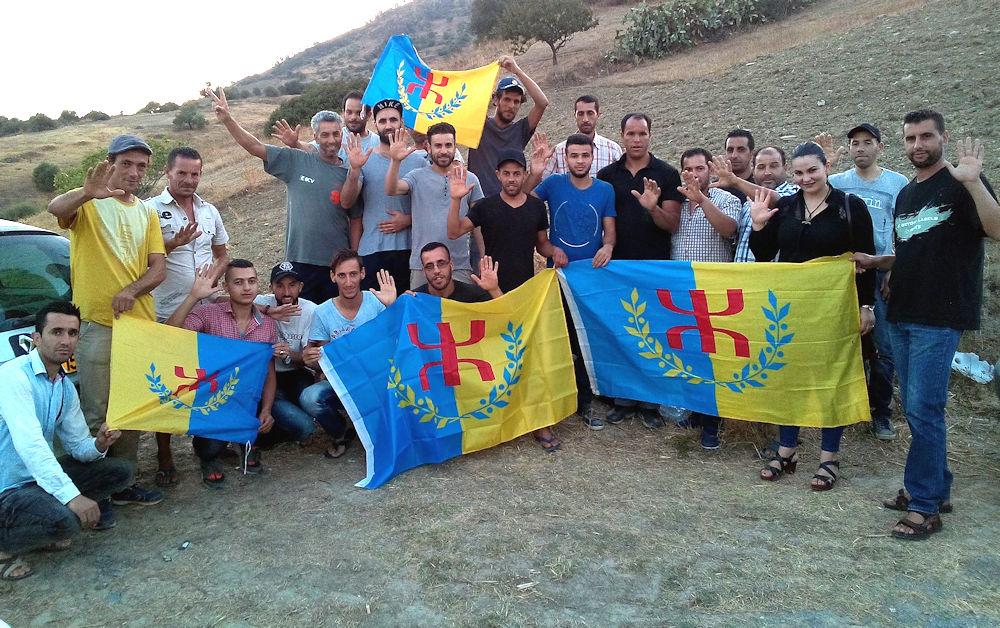 MAK-Anavad : mise sur pied de la section d'Istiten rattachée à la Coordination de Makouda