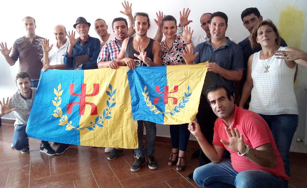 Les militants de la coordination régionale Est du MAK-Anavad solidaires de leurs camarades de l'Ouest