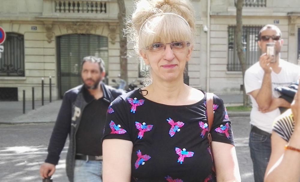 MAK-Anavad : message de Sakina At Sliman suite à sa nomination Porte-parole de la Présidence