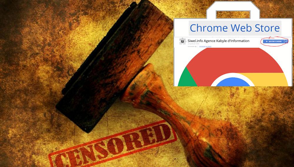 Déploiement d'une extension Google Chrome pour débloquer Siwel en Kabylie