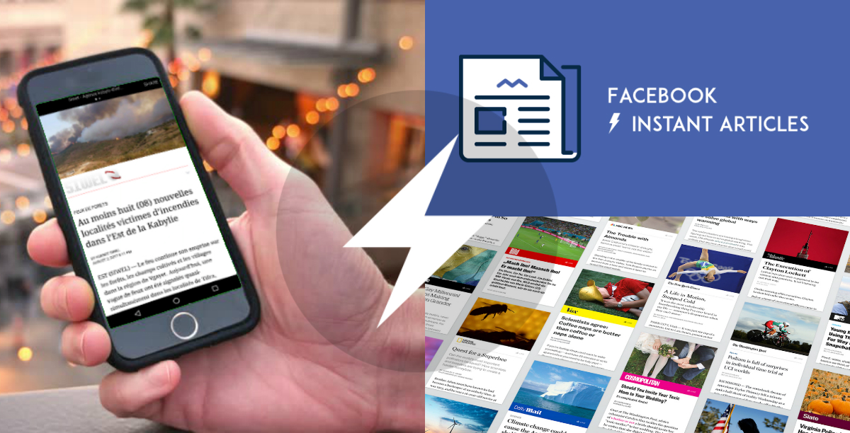 Les dépêches de Siwel disponibles en Articles Instantanés sur Facebook