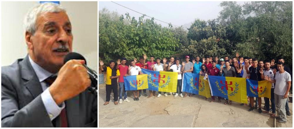 Militants arrêtés à Iwadiyen : Le président Ferhat Mehenni exige leur libération