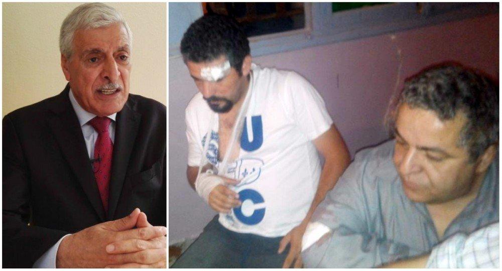 Ferhat Mehenni condamne l'agression des responsables de TQ5