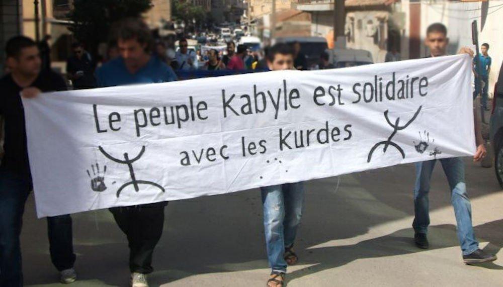 Référendums d'indépendance au Kurdistan et en Catalogne : la Kabylie est sur la bonne voie