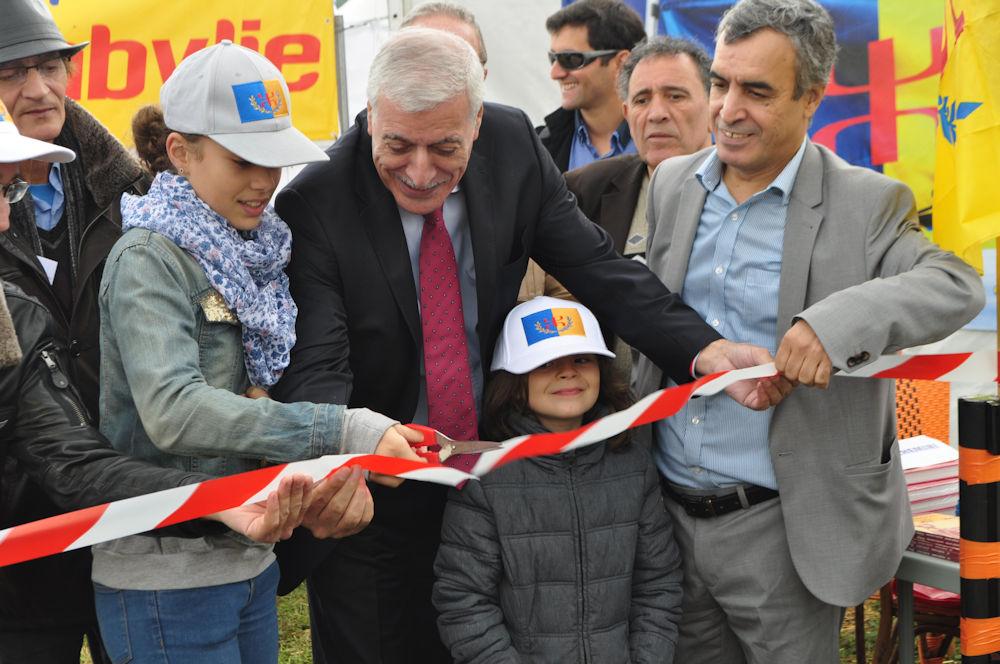 La présence de la Kabylie à la fête de l'Huma agite les baltaguias de la plume algérienne