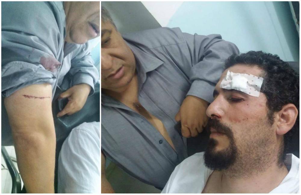 Alerte : Le Dr. Racid At Ali Uqasi et Reda Amrani agresssés à l'arme blanche (actualisé)