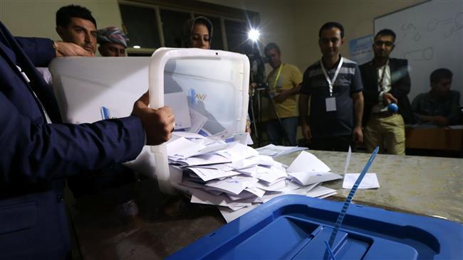 Référendum au Kurdistan irakien : les premières estimations font état de 93% de «Oui pour l'indépendance»