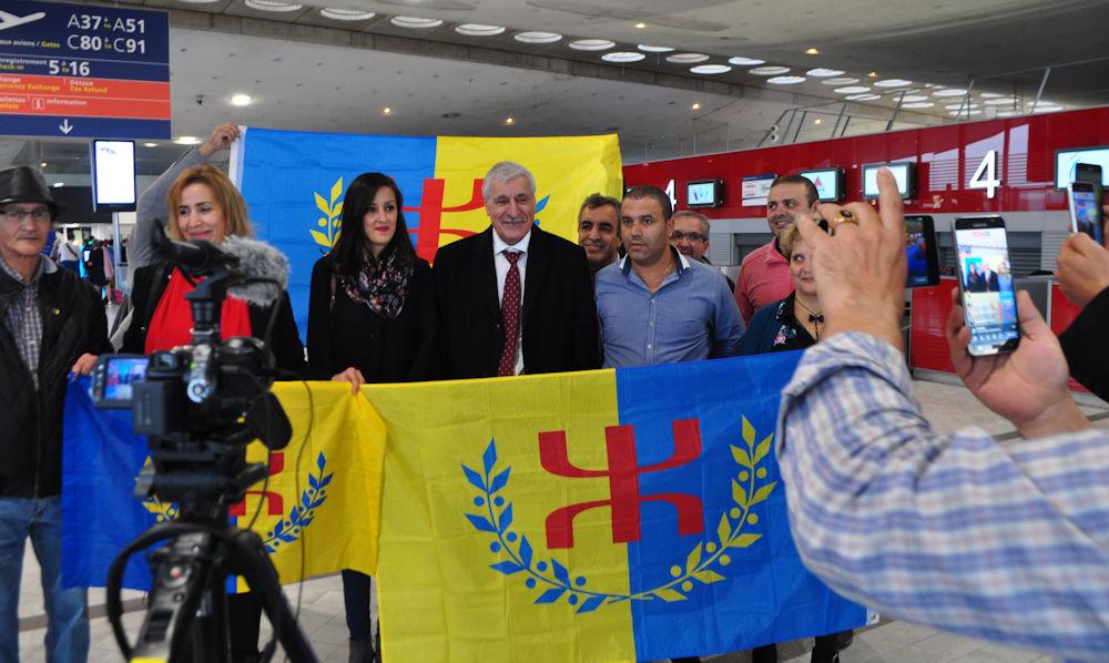 Le mémorandum pour l'indépendance de la Kabylie sera officiellement déposé le 27 septembre 2017 à l'ONU