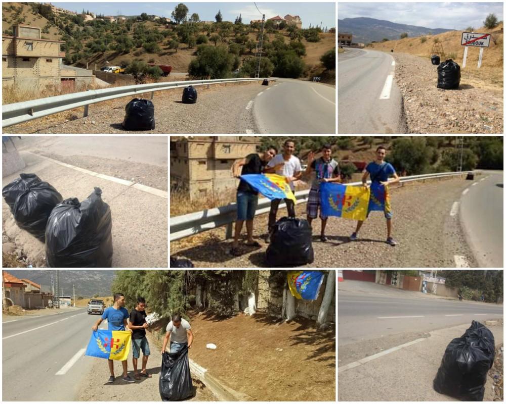 Action écologique du MAK-Anavad de Sedduq