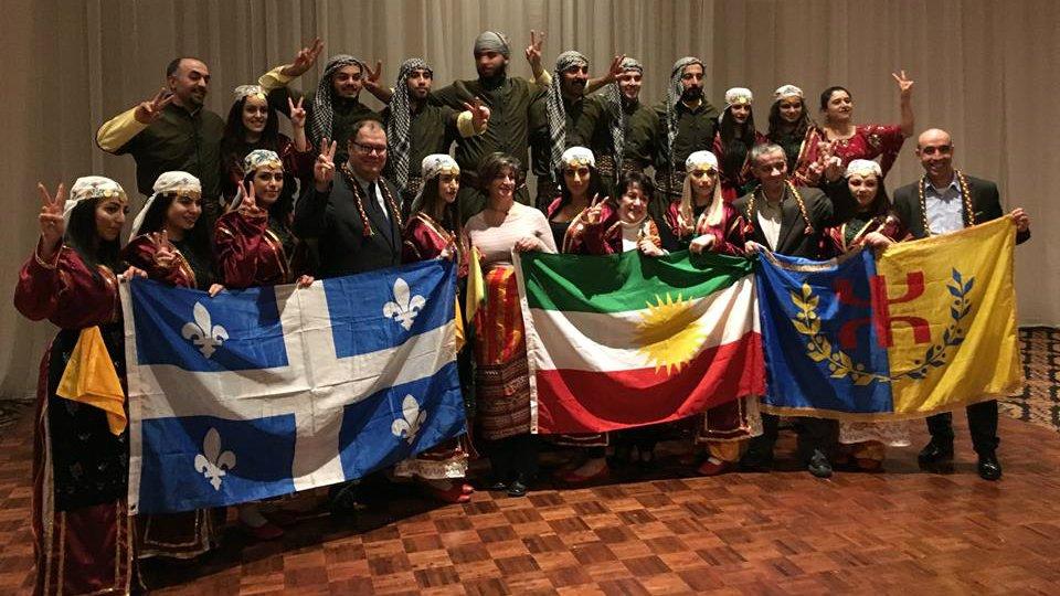 La Kabylie reconnaîtra l'indépendance du Kurdistan