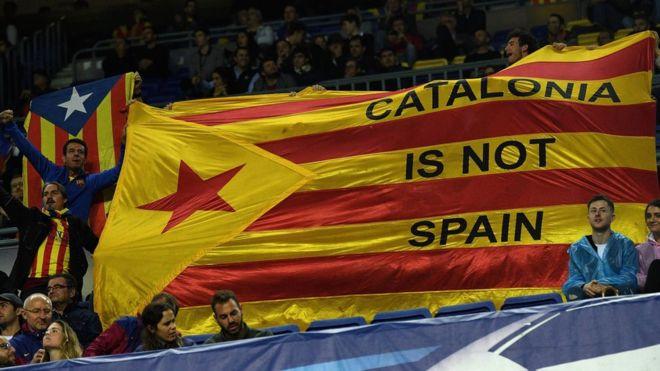 La crise entre la Catalogne et l'Espagne en 500 mots
