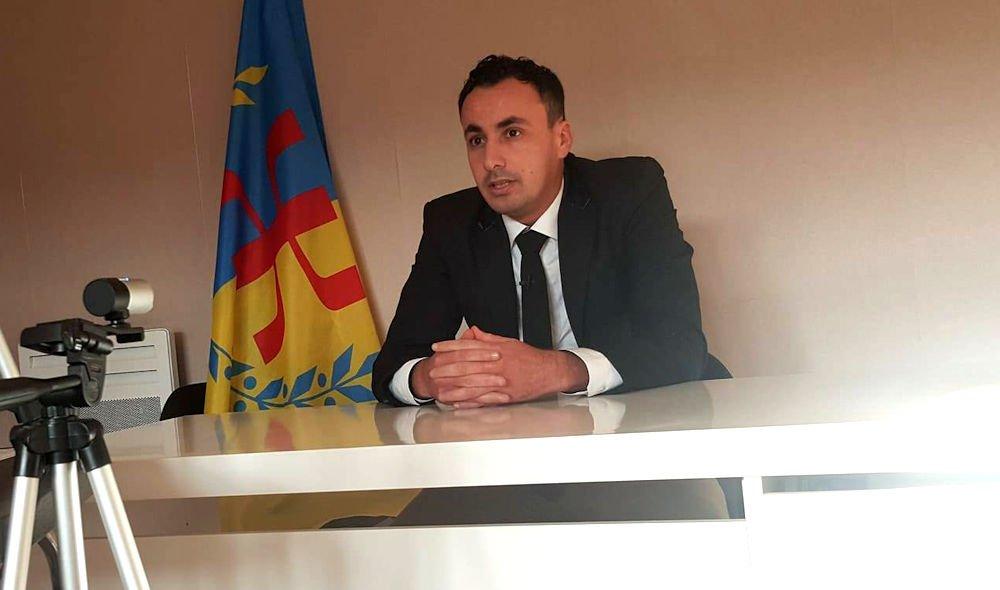 Siwel TV : Emission avec le Président de l'Equipe nationale kabyle de football ce 1er novembre
