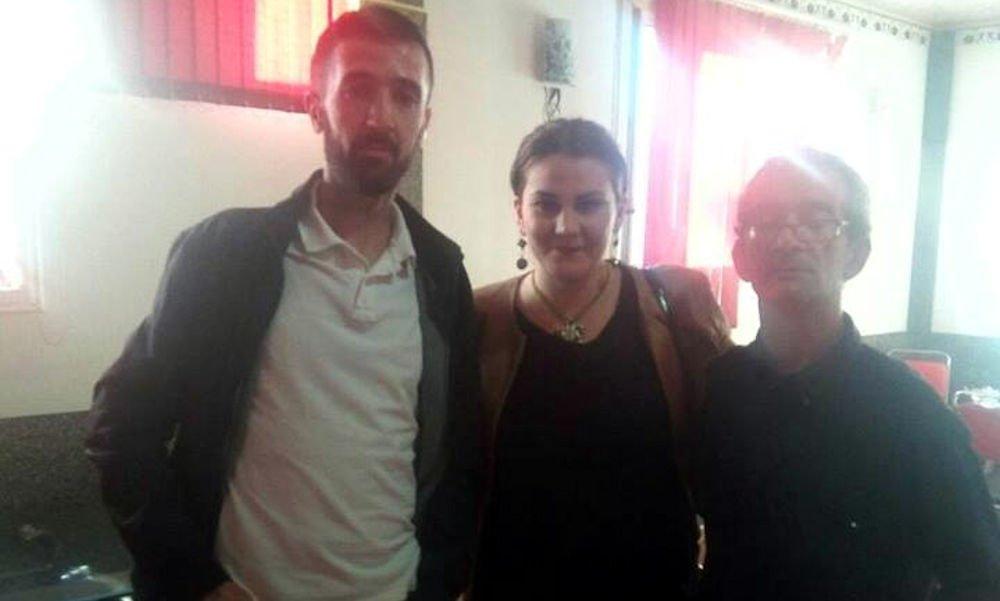 La Coordination Ouest du MAK-Anavad rencontre le militant condamné Achour Arrouche