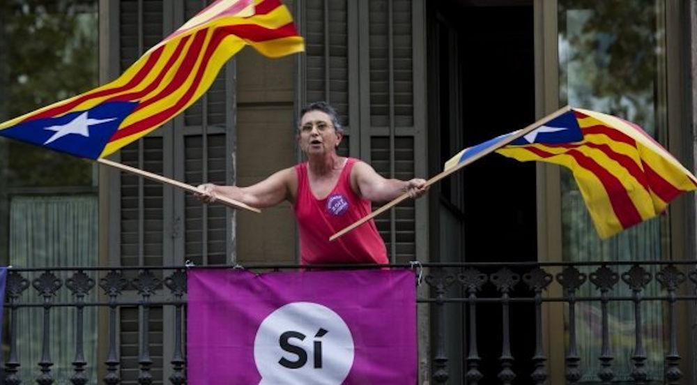 Malgré toutes les pressions, la société civile catalane sait ce qu'elle veut