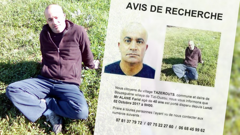 Alerte : Disparition inquiétante à At Yeǧǧar