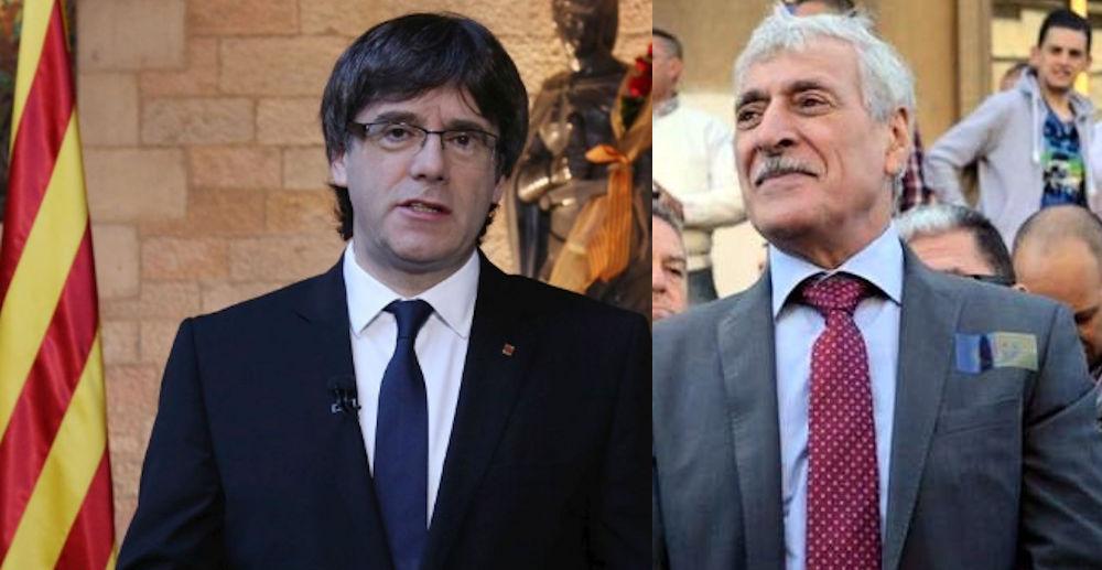 La Kabylie félicite le peuple catalan et reconnaît l'indépendance de la Catalogne