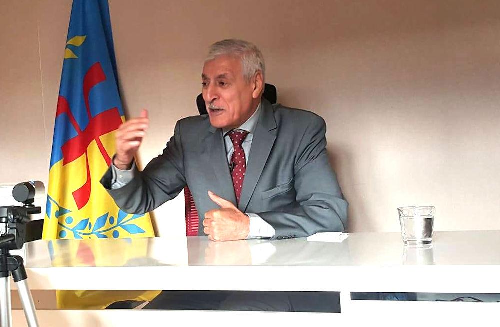 Vidéo : La réaction du Président de l'Anavad suite aux propos de Idir dans la presse algérienne