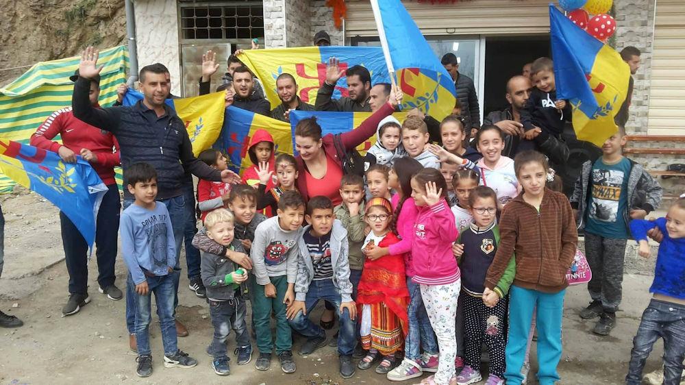 Retour sur une grandiose journée dédiée à l'indépendance de la Kabylie à At Avdelmumen (Ait Abdelmoumene)