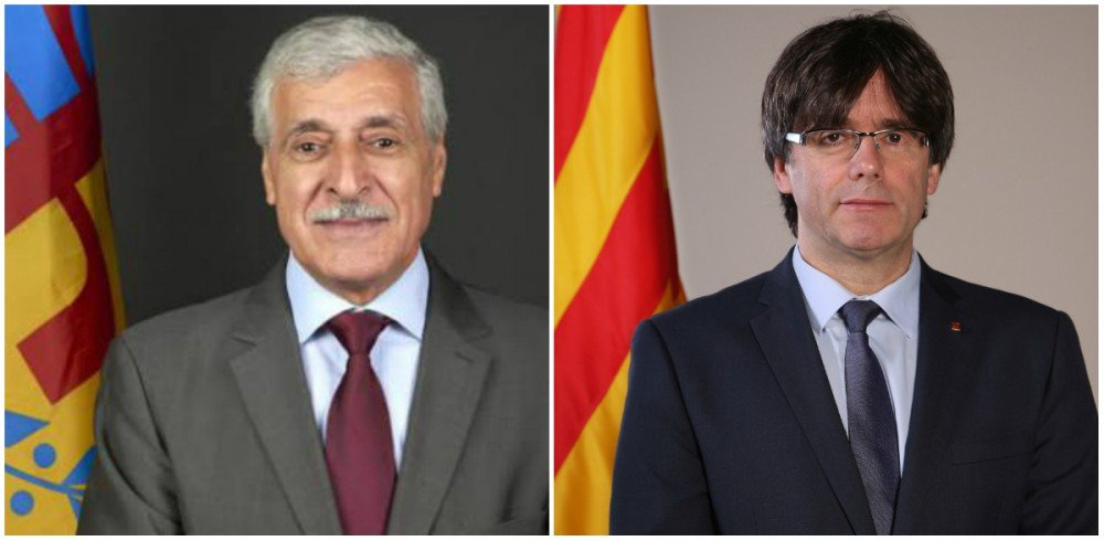 Statement of the Anavad: «Catalonia has won its right to its Republic»