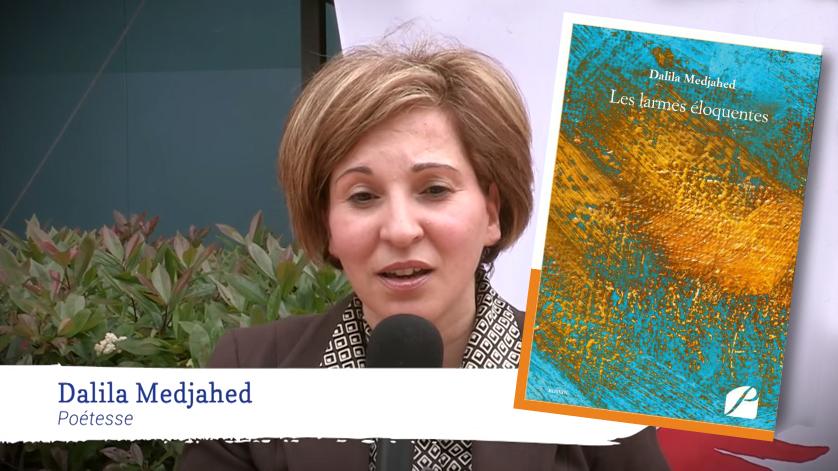 Dalila Medjahed publie son premier roman